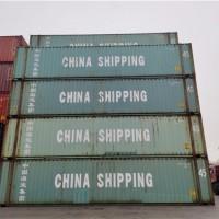 天津二手集装箱 海运集装箱租赁、买卖、定改制