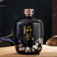 景德镇陶瓷酒瓶 5斤装梅花品鉴装饰酒坛子家用密封酒壶酒具酒罐