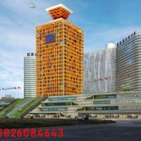 新艺标环艺 重庆艺术建筑设计 贵州特色建筑设计 四川地标建筑
