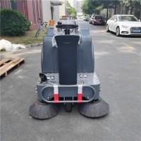 100L大容量驾驶式扫地车 自动清洁车 新型扫地设备