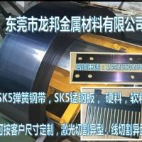 高弹性折弯不变形弹簧钢带 S65C易焊接弹簧钢带