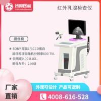 乳腺红外检查仪对乳腺疾病的诊断作用