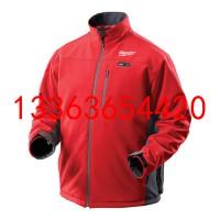 美沃奇 M12HJ-21C充电式红色加热夹克衫 红色加热服