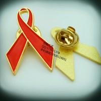 艾滋病徽章、慈善机构金属徽章、爱心纪念勋章