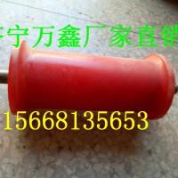 济宁万鑫厂家直销尼龙地滚轮 耐磨抗静电地滚轮