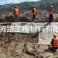 陕西汉中山地沟渠用新型水泥毯 施工方便浇水固化水泥毯