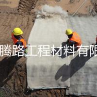 规格定制混凝土帆布水泥毯 腾路出品
