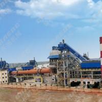 烧石灰生产线 活性石灰线承建厂家 石灰窑生产线价格