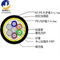 通信光缆  ADSS架空光缆 全介自承式光缆