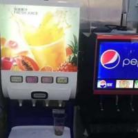 铜川汉堡店可乐机快餐店可乐机可乐糖浆经销