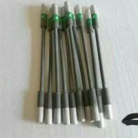 测硫仪硅碳管石英管电解池瓷舟送样杆