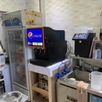 阜阳学校食堂可乐机汉堡店可乐机3阀可乐机供应学校食堂