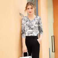 服装创业引导时尚消费观念 金蝶茜妮品牌女装开店带来新潮穿搭