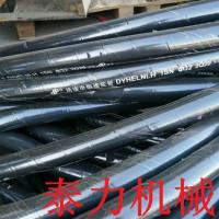高压钢丝缠绕胶管结构