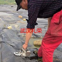 国产防渗板自动焊接机迷你土工膜机上海威迪Geo 2