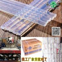 厂家供应环保高粘度透明热熔胶棒纸箱纸盒粘接专用高粘热熔胶棒