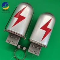 光缆铝合金接头盒 电力金具新款帽式接线盒