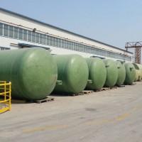 河北盛润供应玻璃钢化粪池SMC模压玻璃钢化粪池