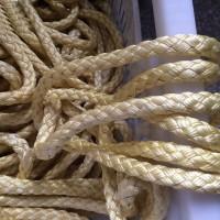耐高温引纸绳,杜邦丝引纸绳,彩色加蜡引纸绳