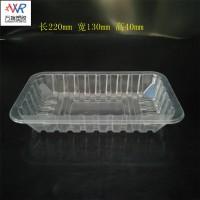 厂家直供冷鲜肉盒式气调锁鲜盒 真空包装盒 麻辣鸭货锁鲜包装盒