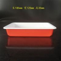 厂家直销一次性pp塑料盒 冷冻肉食品包装盒 低温冷冻塑料盒