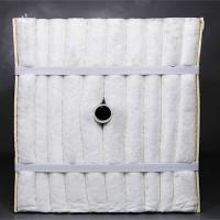 山东高温炉炉衬耐火陶瓷纤维模块折叠块