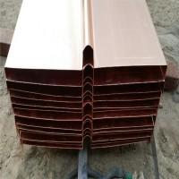 紫铜止水带-新乡市T2紫铜止水铜带-水库铜止水带压槽折弯
