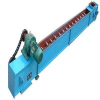 埋刮板输送机的结构特点