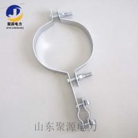 加固型抱箍电缆保护管子母抱箍