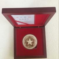 陕西纯银纪念币   庆典金银纪念币生产制作