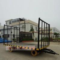 车间货物转运平板车 11吨拖车