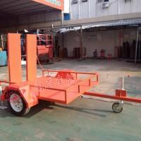 0.3吨ATV轻型平板小拖车