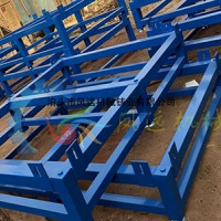 【厂家直销】铸铁平台支撑架I型-铸铁平台支座  平板支架