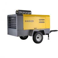 可靠耐用进口瑞典移动空气压缩机XAS 186 C