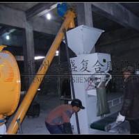 【郑州鑫盛】提高产量 小型猪粪生物质螺旋输送机设备