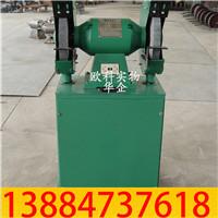 济宁除尘式砂轮机厂房立式吸尘砂轮机工业打磨砂轮机报价