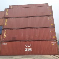 京津冀二手集装箱 冷藏箱 全新集装箱出售 箱型全 价格低