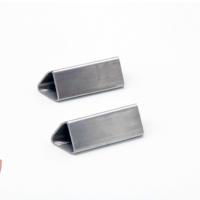 加工定做不锈钢三角管 机械用不锈钢异型管 罡正