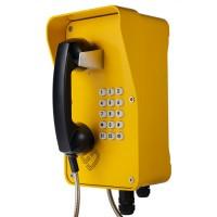IP65管廊光纤电话有主机和副机