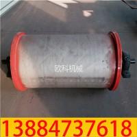 永磁滚筒除铁机磁铁皮带除铁设备深度中场强永磁滚筒