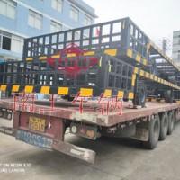 机场项目用平板拖车 重型8吨移动工具车