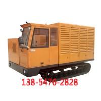 履带发电车 履带式发电车 钢制履带发电车