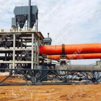 广西年产40万吨石灰生产线 新乡长城机械烧石灰生产线价格
