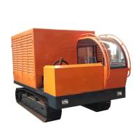 履带发电车 履带式发电车 钢制履带发电车 工程发电车