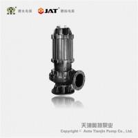 铸铁排污潜水电泵_海水_池塘_特征