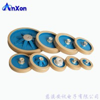安讯CCG81圆盘形板式高频高功率陶瓷电容器