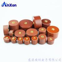 30KV N4700 5000PF高压高频陶瓷螺栓电容器