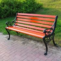 瑞达公园长椅 木质虎头座椅 设计独特加固耐用