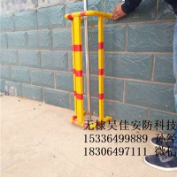 供应小区燃气防护栏 防护罩生产厂家