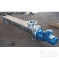 河北诺和环保管螺旋输送机的型号